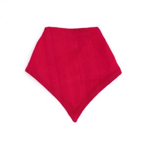 Bandana color rojo